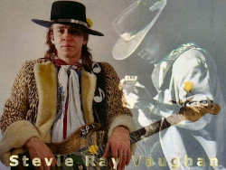Celebrity Wallpaper - Stevie Ray Vaughan