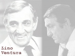 Celebrity Wallpaper - Lino Ventura