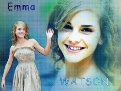 Celebrity Wallpaper - Emma Watson