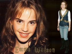 Celebrity Wallpaper - E. Watson