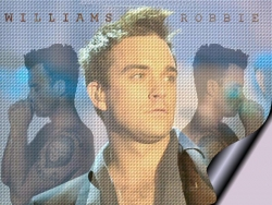 Celebrity Wallpaper - Williams Robbie