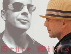 Celebrity Wallpaper - Bruce Willis