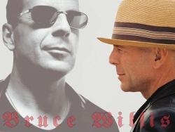Celebrity Wallpaper - Bruce Willis