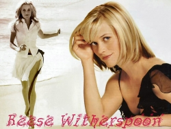 Celebrity Wallpaper - Beese Witherspoon