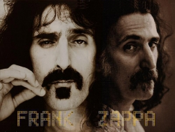 Celebrity Wallpaper - Frank Zappa