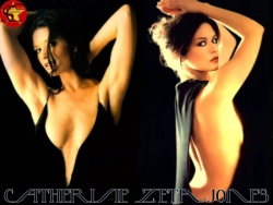 Celebrity Wallpaper - Catherine Zeta - Jones