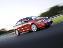 Car Wallpaper - Skoda Octavia