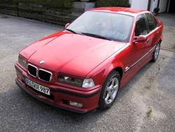 Car Wallpaper - BMW 320I