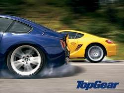 Car Wallpaper - Top Gear Porsche