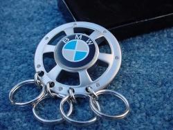 Car Wallpaper - BMW logo keys