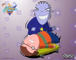 Animated/Cartoon Wallpaper - The cramp twins