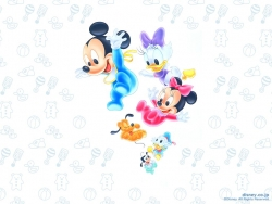 Animated/Cartoon Wallpaper - Disney