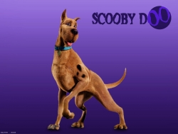 3D and Digital art Wallpaper - Scooby Doo