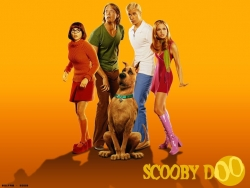 Movie Wallpaper - Scooby - Doo