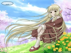 Animated/Cartoon Wallpaper - Chobits