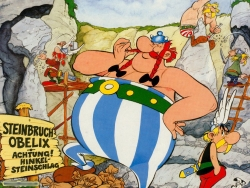 Animated/Cartoon Wallpaper - Asterix