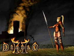 Game Wallpaper - Diablo 2