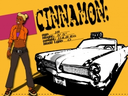 Animated/Cartoon Wallpaper - Crazy taxi