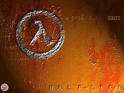 Game Wallpaper - Valve - half life