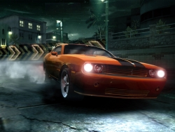 Game Wallpaper - NFS - carbon