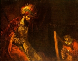 Art Wallpaper - Rembrandt 1