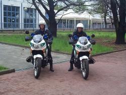 Sport Wallpaper - Police moto