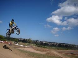Sport Wallpaper - Motocross jump