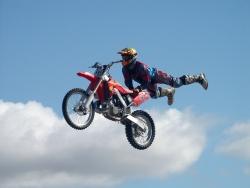 Sport Wallpaper - Motocross free style