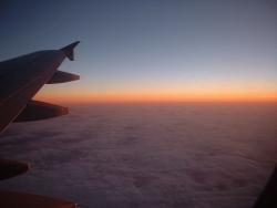 Military Wallpaper - Plane dusk