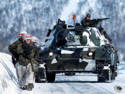 Military Wallpaper - Norvegiant
