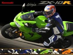 Sport Wallpaper - Kawasaki motor