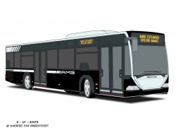 Car Wallpaper - Mercedes benz citaro