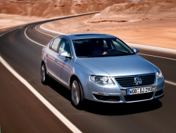 Car Wallpaper - VW passat