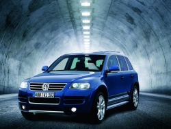 Car Wallpaper - VW Touareg
