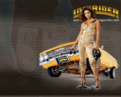 Car Wallpaper - Lowrider
