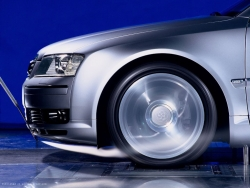 Car Wallpaper - Audi test drive
