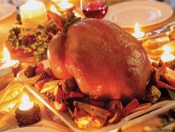 Thanksgiving Wallpaper - Thanksgiving dinner