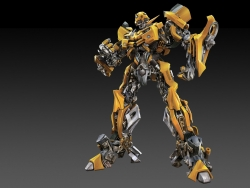 Movie Wallpaper - Transformers Wallpaper: Bumblebee