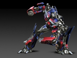 Movie Wallpaper - Transformers Wallpaper: Optimus Prime