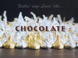 Valentine/Love Wallpaper - Sweet Chocolate!!