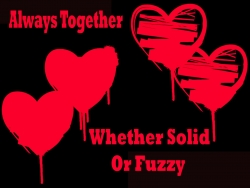 Valentine/Love Wallpaper - Aways together!