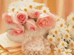 Valentine/Love Wallpaper - Roses for Valentine
