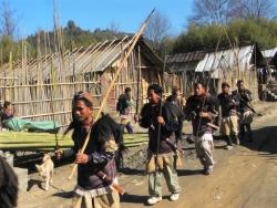 Landscape Wallpaper - Apatani tribe culture4